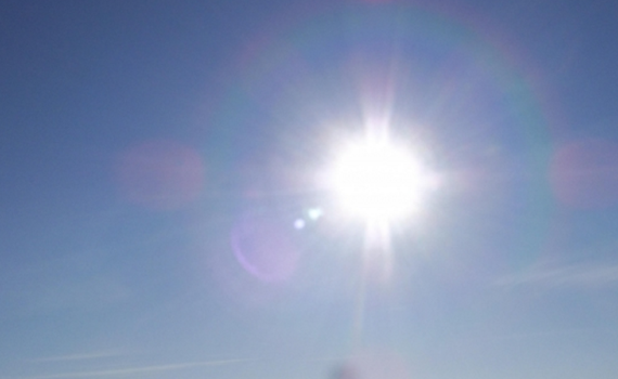 Hot weather advice for crews