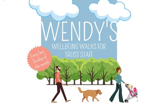 Wendy's Wellbeing Walk - July
