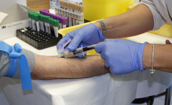 Antibody Testing Programme – book now for your test