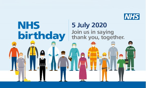EEAST says 'thank-you' on 72nd Birthday of the NHS