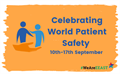Thank you for supporting World Patient Safety