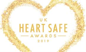 UK Heart Safe Awards 2019